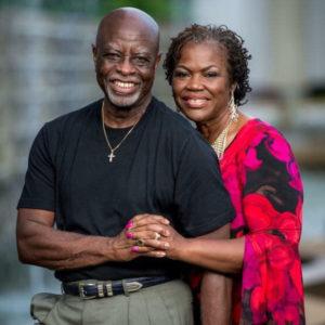 Marian & Star LaFay Brown